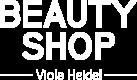 Logo Beauty Shop Viola Heidel Reichenbach